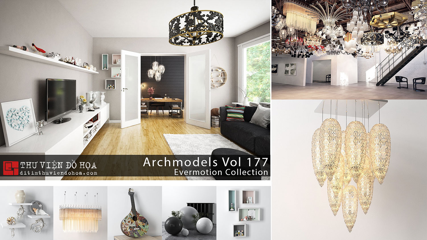 Evermotion Archmodels Vol 177